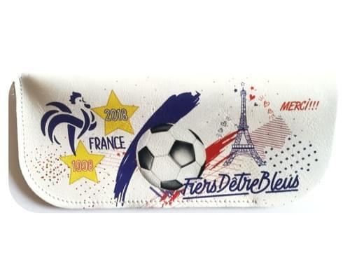 Étui à lunettes Souvenir de la Coupe du monde de football 2018