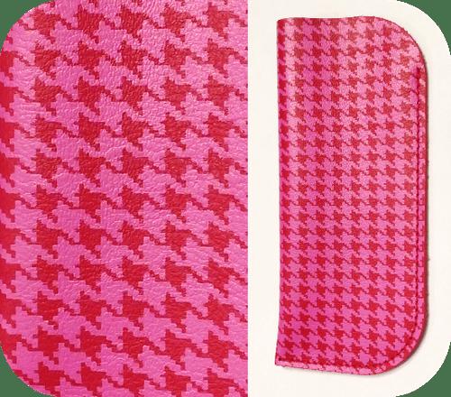 Étuis Rouge - 6 motifs