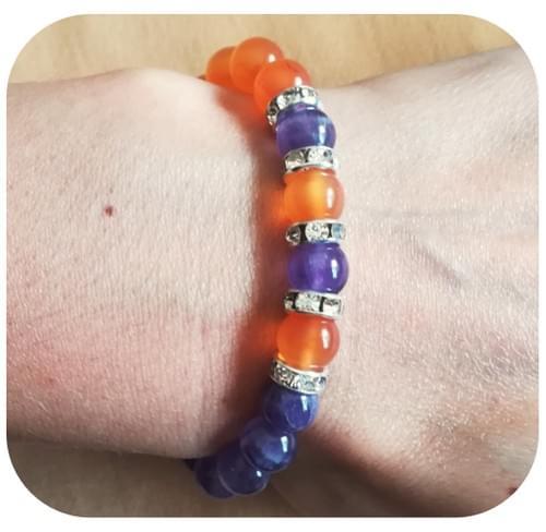Bracelet Protection, Intuition et Créativité