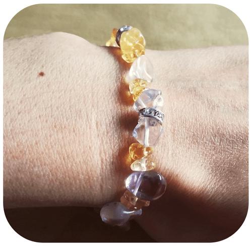 Bracelet - Apaisement + Positivité