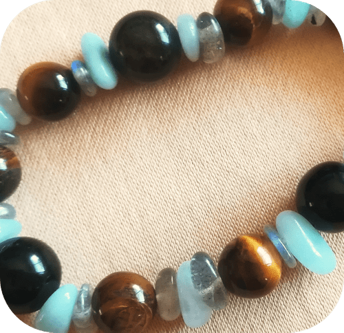 Bracelet - Protection (variante Amazonite)