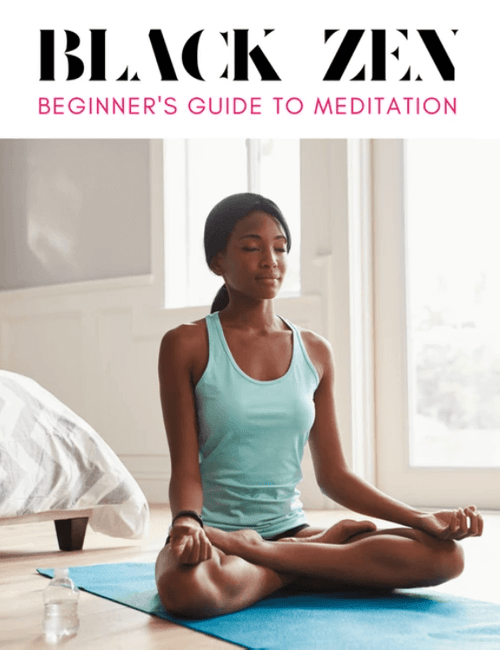 6-WEEK BEGINNER'S GUIDE TO MEDITATION W/ CALENDAR & PROGRESS TRACKER
