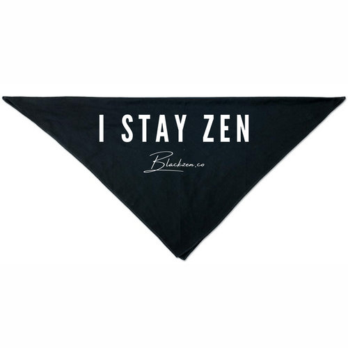 I STAY ZEN COVID FACE MASK (FREE FOR ALL PROTESTORS)