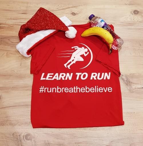 Learn to Run T Shirt