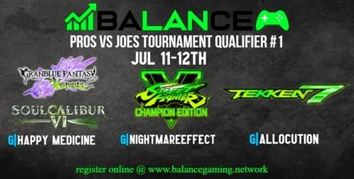 Pros vs Joes 1 (w/GeSports)