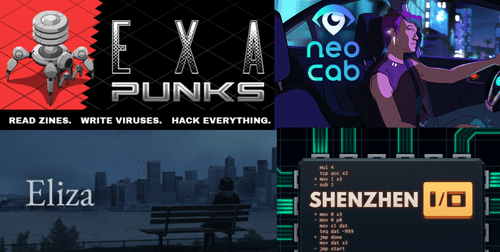 Software Engineer Game Bundle #1 (bundle alpha)