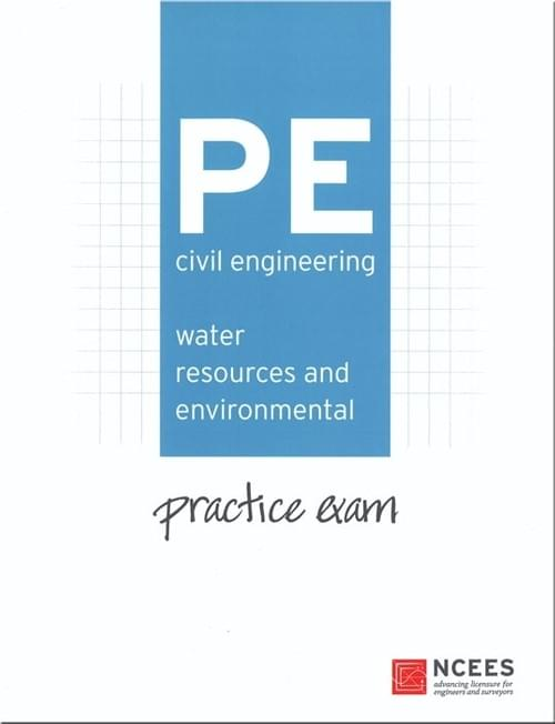 NCEES Water Resources and Environmental Practice Exam