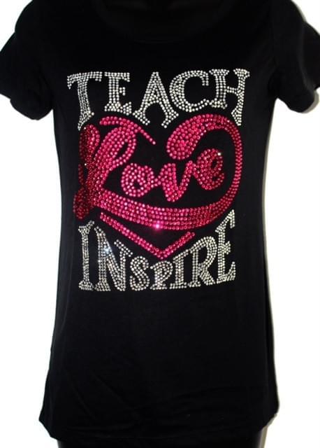 Love, Teach, Inspire