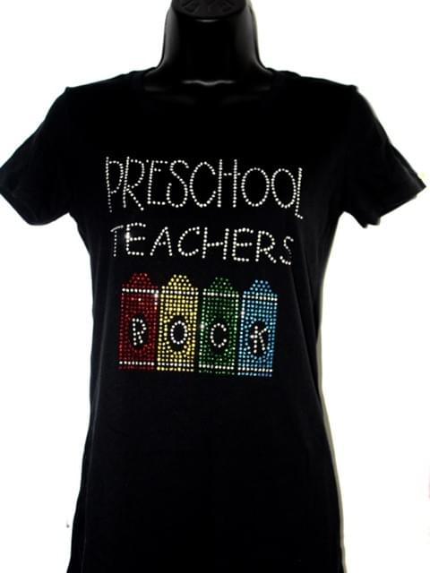 Preschool Teachers Rock