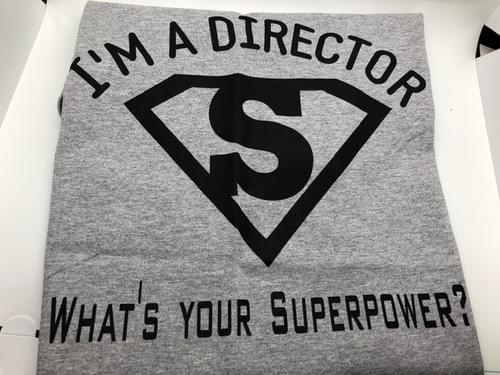 I am  a director! What's your SP?