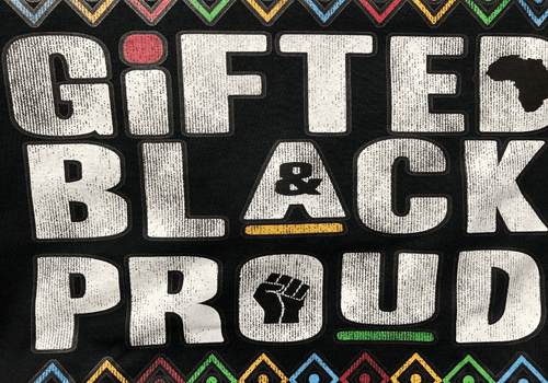 Gifted, Black and Proud