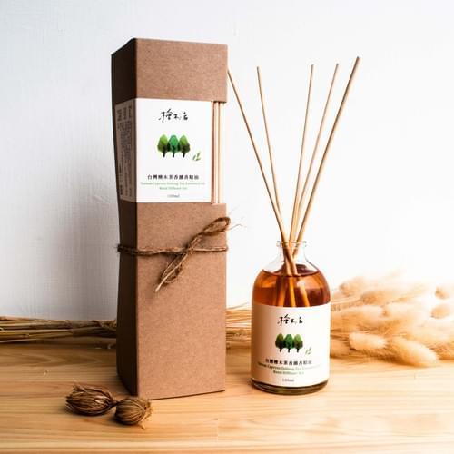 檜木居  台灣檜木擴香 玫瑰/野薑花/茶香 網路銷售第一名 (100ml) 室內充滿檜木芬多精