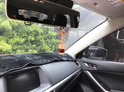 台灣檜木精油 擴香吊飾 車上型 可放半年以上