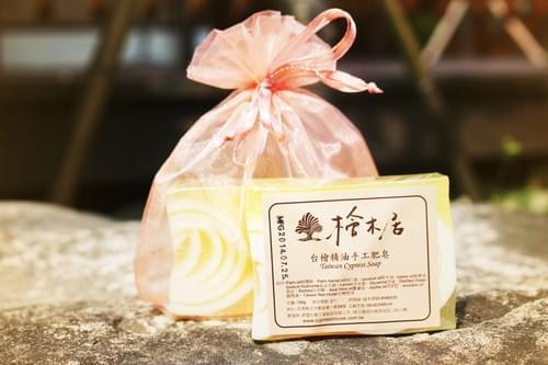 檜木居 台灣檜木精油 手工皂 天然皂基 添加甘油 羊毛脂 建議每天使用