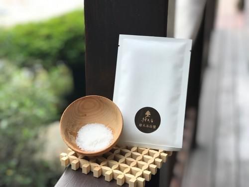 檜木居 台灣檜木 沐浴鹽 ♨ 冬天泡澡泡腳最適合 5包入