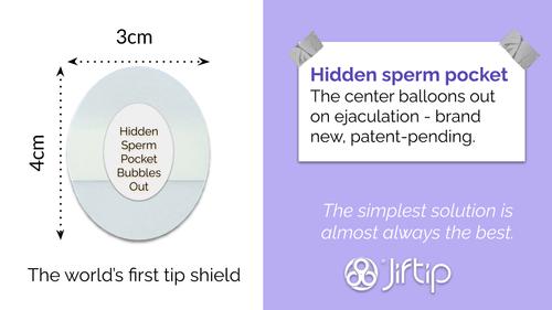 Jiftip v5.1 Bulk Pack | Off-center