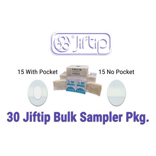 Jiftip 30-Pack Sampler