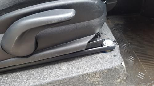 RX8 Seat Rails *