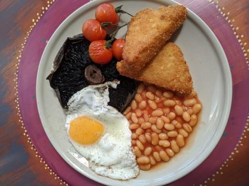 Vegetarian Breakfast