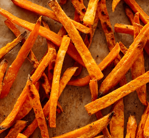 Sweet Potato Fries Ve