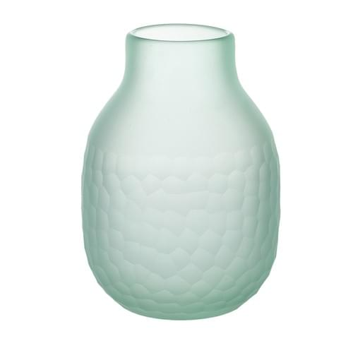 SEA GLASS VASE I