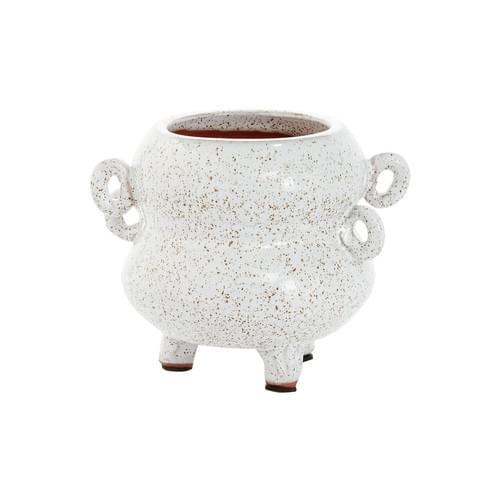 The Short Speckled Vase