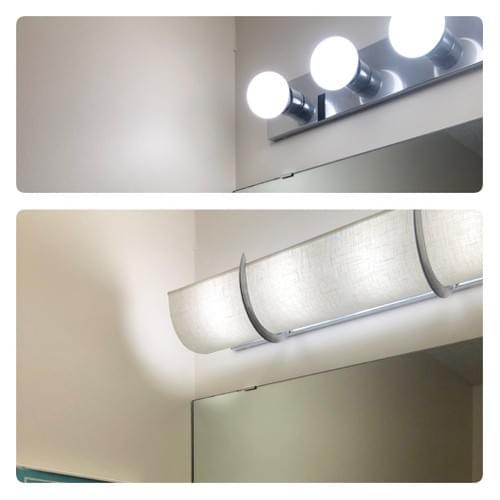 """20"""" Length - 2 or 3 Bulb Light"""