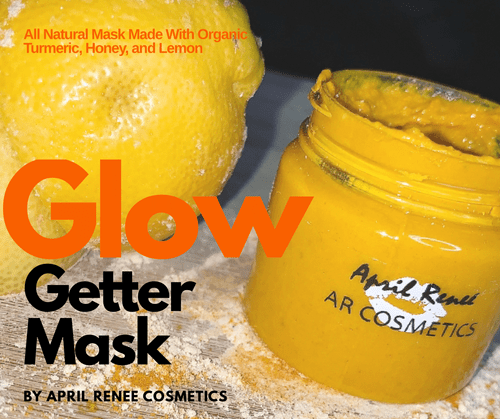 """Glow Getter"" Face and Body Mask"