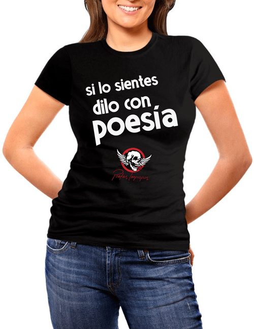 Playera Impropia