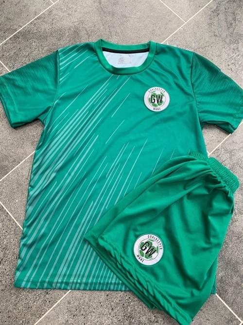 Official Goalkeeper Warz Training Kit