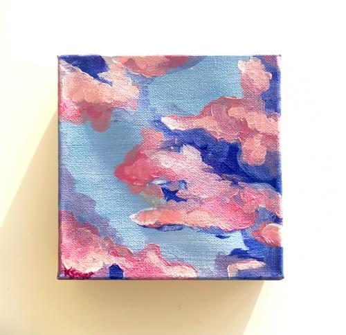 Mini Sky Painting #3
