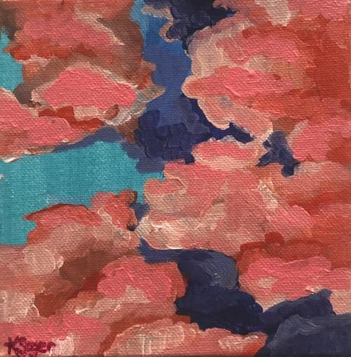 Mini Sky Painting #4