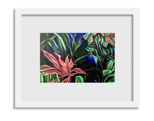 The Energy of Nature Print