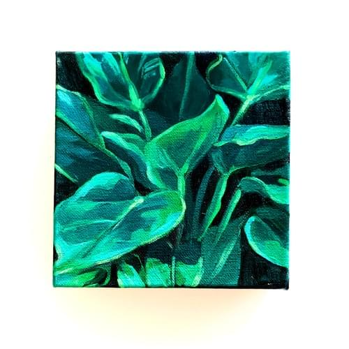 Mini Plant Painting #5