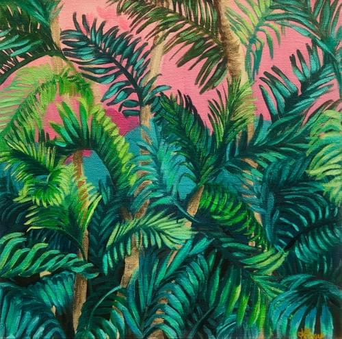 Vacay Painting