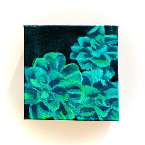Mini Plant Painting #11