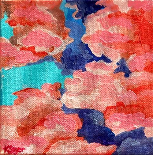 Mini Sky Painting #1