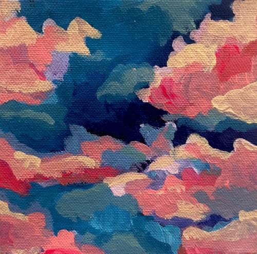 Mini Sky Painting #2