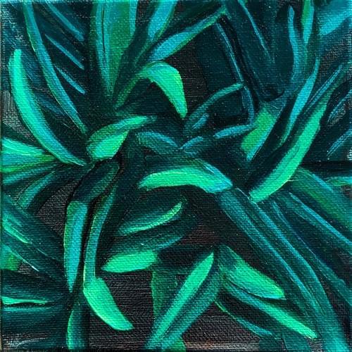 Mini Plant Painting #1