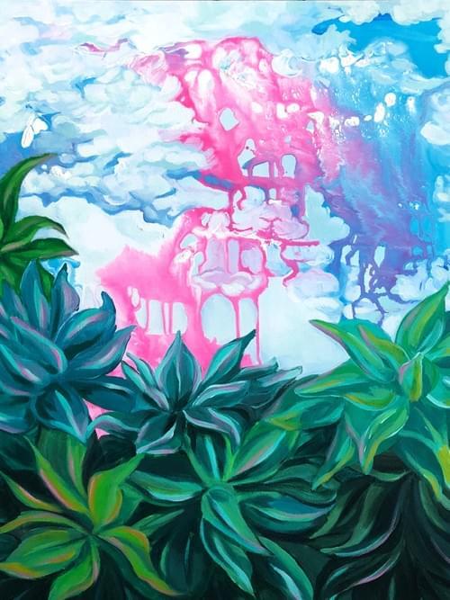 Succulent Drip