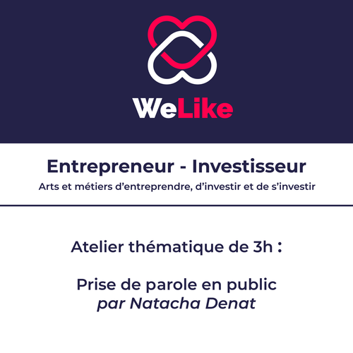 Formation Entrepreneur - Investisseur : prise de parole en public
