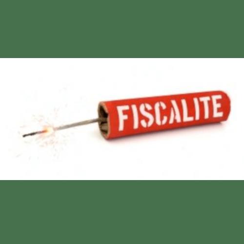 Formation Fiscalité