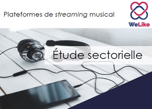 Plateformes de streaming musical (8 pages)