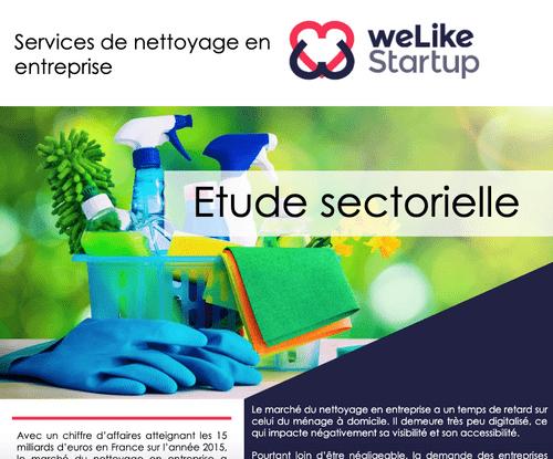 Service de nettoyage en entreprise (8 pages)