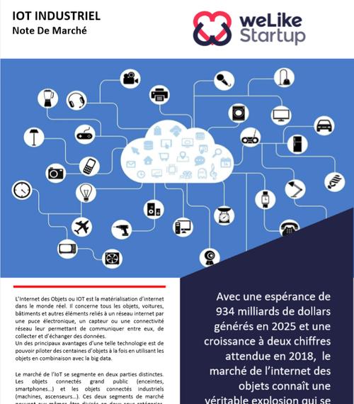 IoT Industriel - Note de marché (8 pages)