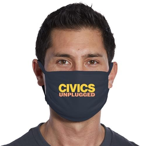 Civics Unplugged Face Mask