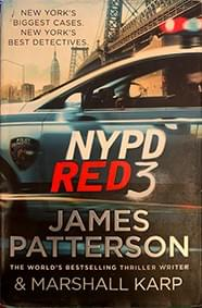 NYPD Red 3 – Patterson, James & Karp, Marshall