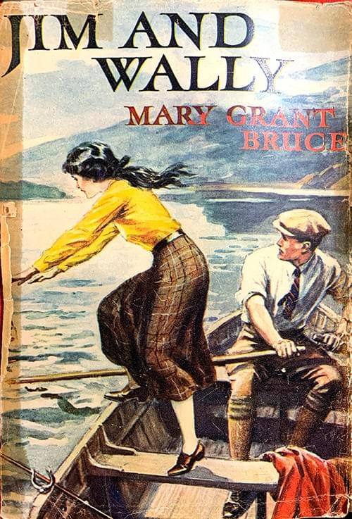 Jim and Wally - Mary Grant Bruce