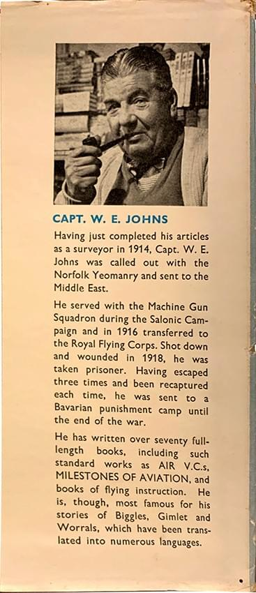 Biggles and the Plot that Failed - Captain W.E. Johns
