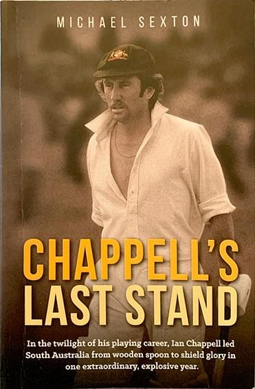 Chappell's Last Stand – Michael Sexton